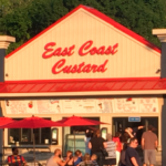 Now open, Eastcoast Custard Fairview Park